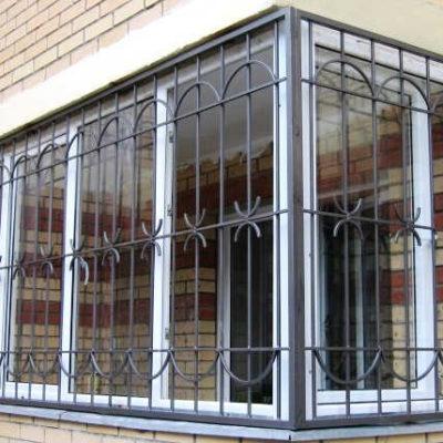 решетка на балкон