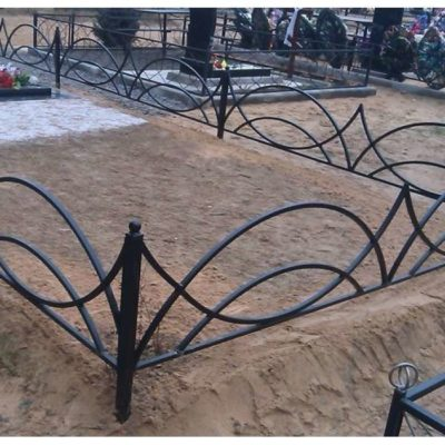 оградка скорби